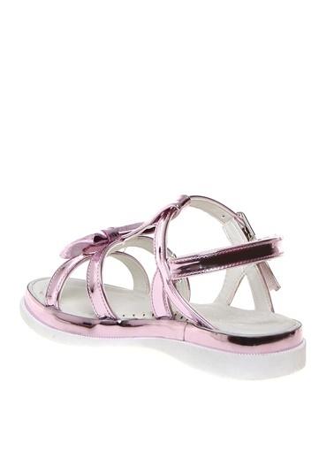Pink&Orange Sandalet Pembe